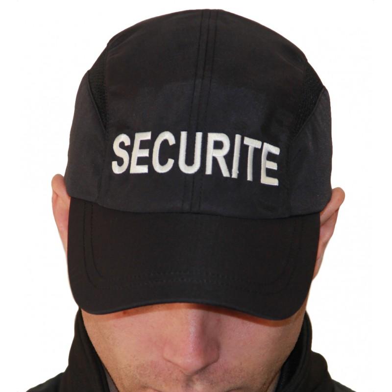 casquette noire securite. Black Bedroom Furniture Sets. Home Design Ideas