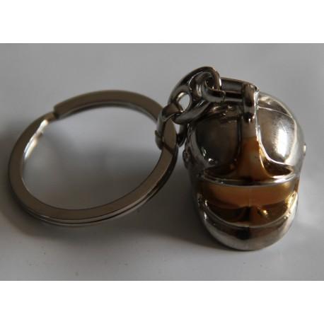 Porte clef casque F1