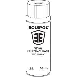Décontaminant pour aérosol de défense 50 ml