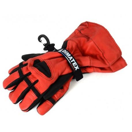 Porte gant noir