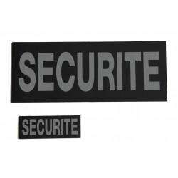Dossard et rappel SECURITE