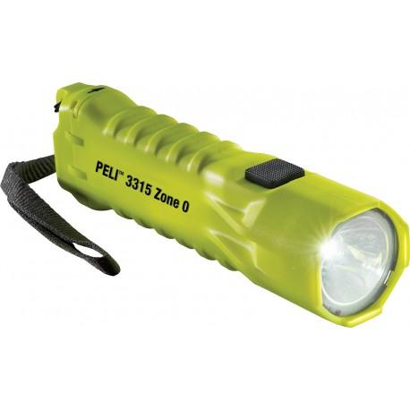 Lampe Peli zone 0 avec support casque
