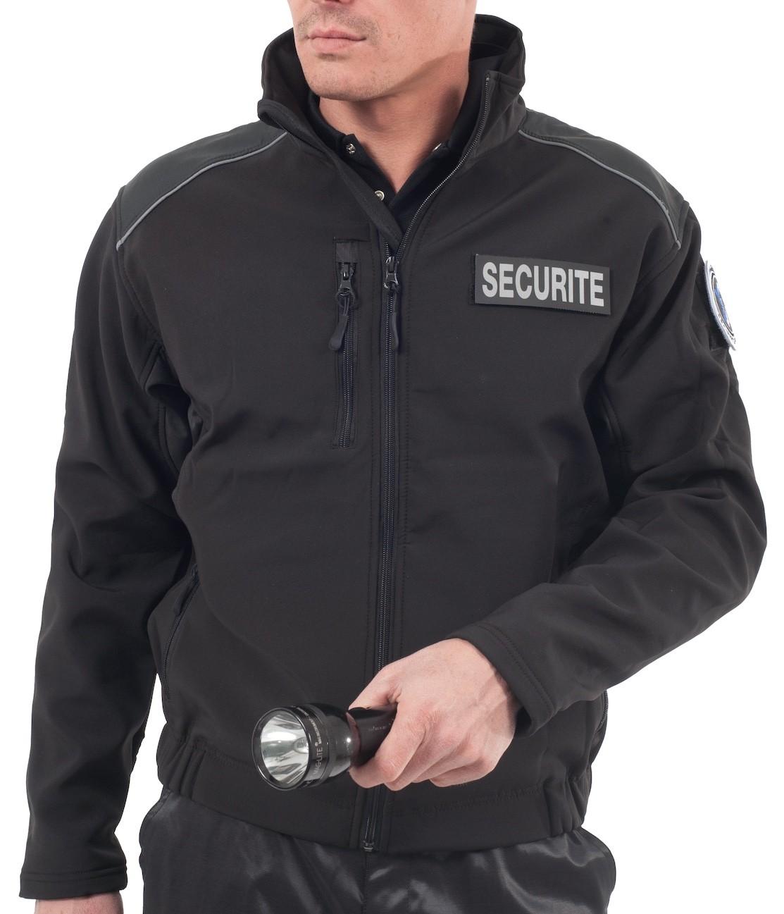 Softshell Securite Blouson Softshell Noir Blouson Securite Noir 5j3LAR4q