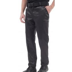 Pantalon noir antistatique