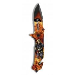 Couteau intervention impression 3D Pompier