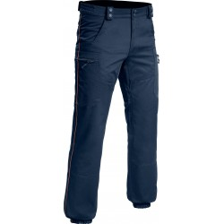 Pantalon antistatique marine ASVP