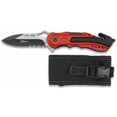 Couteau sécurité avec étui