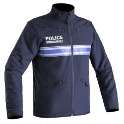 Blouson stretch Police Municipale
