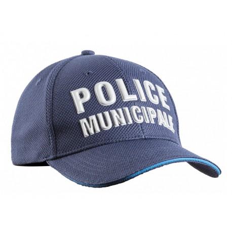 Casquette Police Municipale Stretch Fit été