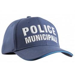Casquette Police Municipale Stretch Fit