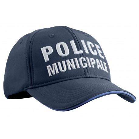 Casquette Police Municipale Stretch Fit hiver