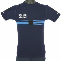 T-shirt Police Municipale Airflow