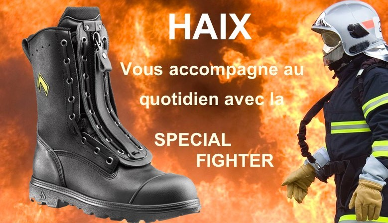HAIX Special Fighter